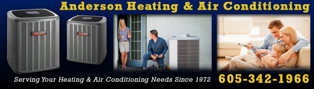 Anderson Heating banner